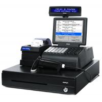 Комплексная автоматизация EasyBOX optima [POS-система EasyPOS optima черная с FPrint-22K]